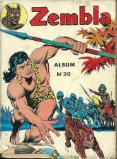Zembla -Rec030- Album N°30 (du n°142 au n°145)