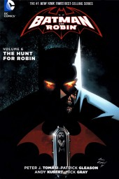 Batman and Robin (2011) -INT06- The Hunt for Robin