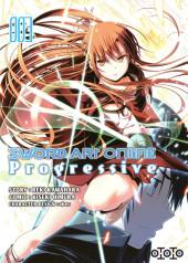 Sword Art Online - Progressive -3- Tome 3