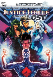 Justice League: Generation Lost (2010) -INT1- Volume 1