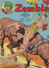 Zembla -93- Les clés d'or