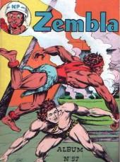 Zembla -Rec057- Album N°57 (du n°254 au n°257)