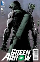 Green Arrow (2011) -41- The Night Birds, Part 1 of 3