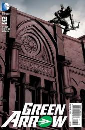Green Arrow (2011) -42- The Night Birds, Part 2 of 3
