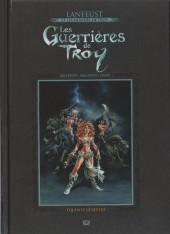 Lanfeust et les mondes de Troy - La collection (Hachette) -35- Les Guerrières de Troy - Yquem le généreux