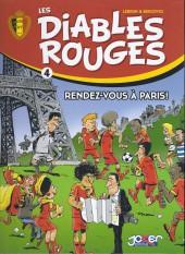Les diables rouges -4- Rendez-vous à Paris!