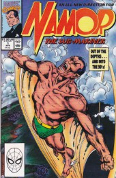 Namor, The Sub-Mariner (Marvel - 1990) -1- Purpose!