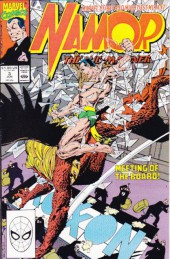 Namor, The Sub-Mariner (1990) -3- Meeting of the board