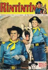 Rin Tin Tin & Rusty (2e série) -60- Le mur de la terreur