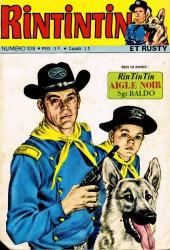 Rin Tin Tin & Rusty (2e série) -109- Le cimetière indien