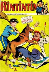 Rin Tin Tin & Rusty (2e série) -121- Le chef-d'œuvre de Rintintin
