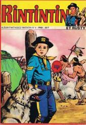 Rin Tin Tin & Rusty (2e série) -Rec79- Album fantaisies Rintintin N°4 (n°173, 174 et 177)