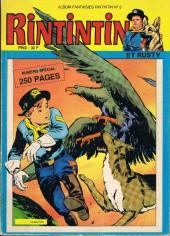 Rin Tin Tin & Rusty (2e série) -Rec80- Album fantaisies Rintintin N°5 (n°170, 171, 175, 176, 178 et 179)