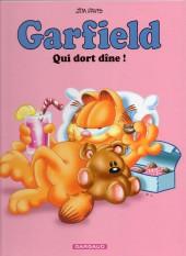 Garfield -8d2012- Qui dort Dîne !