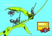 Zoé la fourmi -1- La naissance de zoé la fourmi