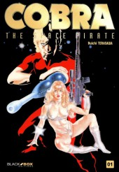 Cobra - The Space Pirate (Black Box Éditions) -1- Tome 1