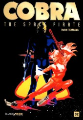Cobra - The Space Pirate (Black Box Éditions) -2- Tome 2