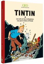Tintin - Divers -74TL- Les arts et les civilisations vus par le héros d'Hergé