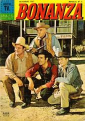 Bonanza (Vedettes T.V.)  -6- Le Caballero, terreur de la Californie