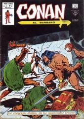 Conan (Vol. 2) -32- Los Cangrejos-Diablos de los Acantilados Oscuros