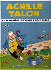Achille Talon -14c15- Achille talon et le mystère de l'homme à deux têtes