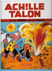 Achille Talon -19d15- Achille talon et le grain de la folie
