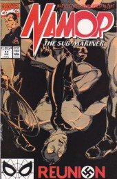 Namor, The Sub-Mariner (Marvel - 1990) -11- Reunion