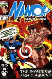 Namor, The Sub-Mariner (Marvel - 1990) -12- The invaders fight again !