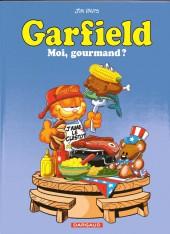 Garfield -46ES- Moi, gourmand ?
