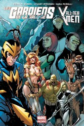 Gardiens de la Galaxie (Les) / All-New X-Men (Marvel Now!)