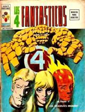 4 Fantásticos (Vol.2) (Los) -8- Ultrón-7: ¡Él regirá el mundo!