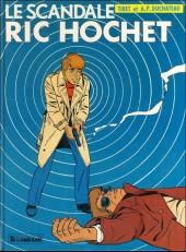 Ric Hochet -33a87- Le scandale ric hochet
