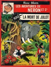 Néron et Cie (Les Aventures de) (Érasme) -100- La mort de julot