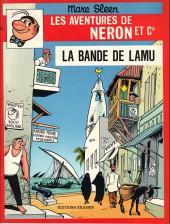 Néron et Cie (Les Aventures de) (Érasme) -101- La bande de lamu