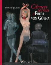 Les malheurs de Janice -HS2- Les carnets secrets d'Erich Von Götha