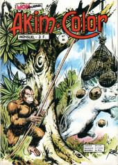 Akim-Color -80- La périlleuse mission de Jim