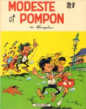 Modeste et Pompon (Franquin) -51- Modeste et Pompon - R1