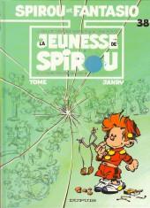 Spirou et Fantasio -38b2006- La jeunesse de Spirou