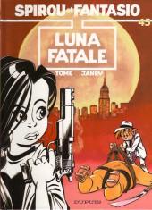 Spirou et Fantasio -45a2007- Luna fatale