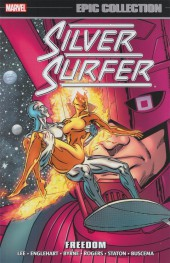 Silver Surfer Epic Collection (2014) -INT03- Freedom