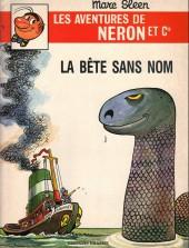 Néron et Cie (Les Aventures de) (Érasme) -94- La bête sans nom