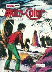 Akim-Color -118- L'oasis des boues mouvantes