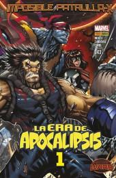 La imposible Patrulla-X -43- La Era de Apocalipsis 1 - Secret Wars