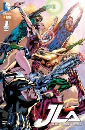 JLA: Liga de la Justicia de América