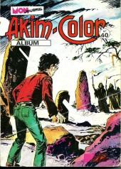 Akim-Color -Rec40- Album N°40 (du n°118 au n° 120)