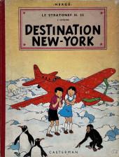Jo, Zette et Jocko (Les Aventures de) -2B20bis- Destination New-York