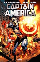 Captain America (2011) -INT02a- Captain America by Ed Brubaker Volume 2
