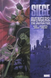 Avengers: The Initiative (2007) -INT06- Siege