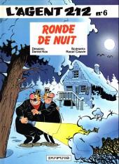 L'agent 212 -6a1993- Ronde de nuit