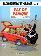 L'agent 212 -8b93- Pas de panique